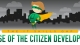 Rise of the Citizen Developer - Infographic