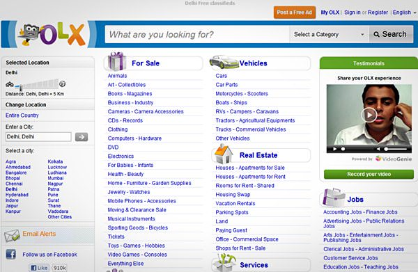 olx-free-classifieds