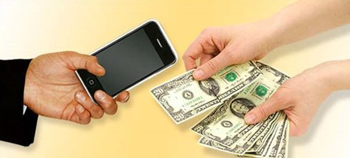 sell your phone for cash