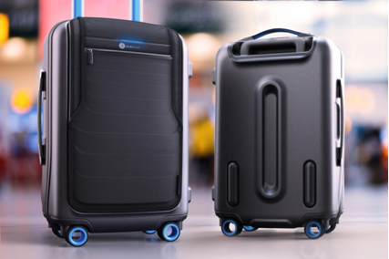 smart connected luggage