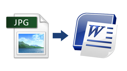 change word document to jpeg